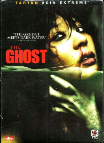 The Ghost. Excellent Creepy K-Horror. Brand New In Shrink!