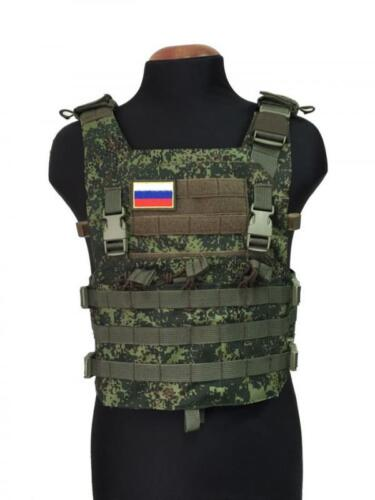 Vest M2 for Armor Plates (Plate Carrier) in Digital Flora pattern by ANAOther Current Field Gear - 36071