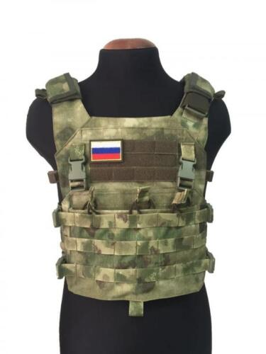 VEST M2 for Armor Plates (Plate Carrier) in A-TACS FG (AU, LE, MULTICAM) by ANAOther Current Field Gear - 36071