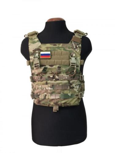 VEST M2 for Armor Plates (Plate Carrier) in MULTICAM (A-TACS FG, AU, LE) by ANAOther Current Field Gear - 36071