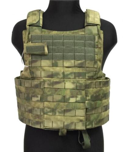 Vest M1 for Armor Plates (Plate Carrier) in A-TACS FG pattern by ANAOther Current Field Gear - 36071