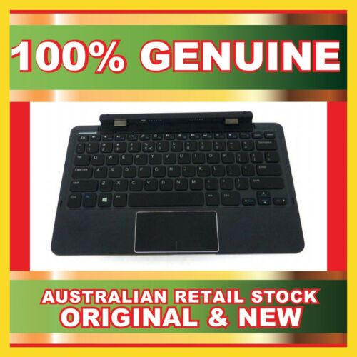 New Dell Mobile Tablet Keyboard for Latitude 11 5175 5179 battery + stylus T54KN