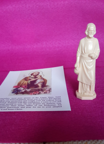 Saint St Joseph Statue Home Selling Kit - This kit will sell your house or home