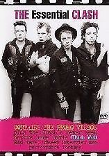 The Essential Clash (DVD) Promo Videos, Like new (Disc: New), Free shipping