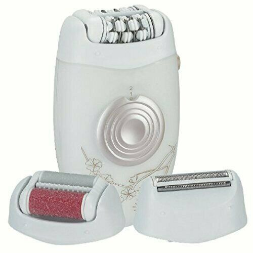 Epitome PE-6025  Smooth Wet/Dry Face and Body Epilator, Callus Remover & Shaver