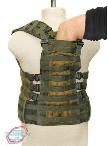 Vest Base Upgraded RATNIK in Green Olive from TECHINKOM RussiaOther Current Field Gear - 36071