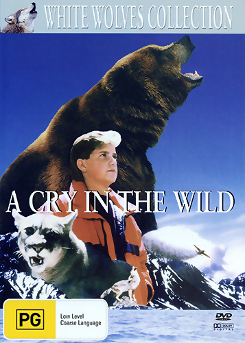 WHITE WOLVES COLLECTION - A CRY IN THE WILD DVD