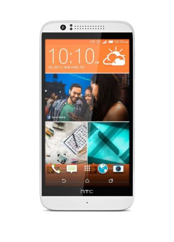 Brand New HTC Desire 510 Quad Core 5MP 8GB Android 5.1 White Unlocked OZ Stock <br/> 15% off* with code PANTHER. T&Cs apply +GST Tax Invoice