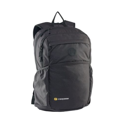 """Caribee CUB 28L Laptop backpack with 15.4"""" inch laptop compartment BLACK"""