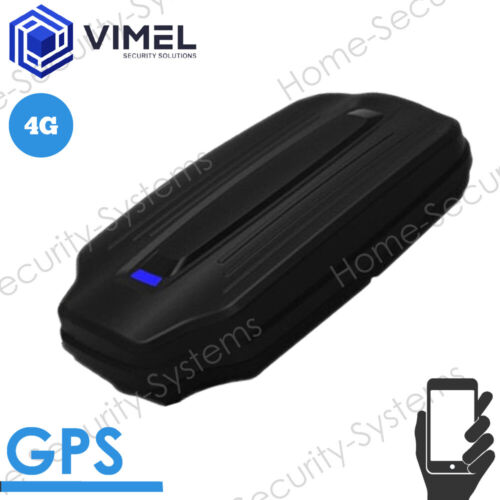 4G GPS Tracker Real-Time 6000mAh Anti-Theft Surveillance Magnetic Tracking