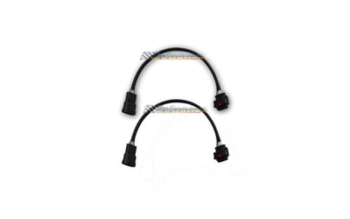 Holden Commodore VZ-VE V8 O2 Oxy Sensor Wire Pair Extension Loom Square Plug
