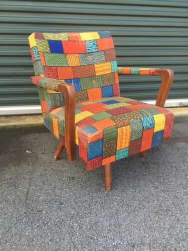MID CENTURY MODERN Rocker / Swivel Chair