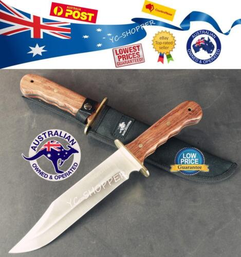 Winchester Razor Sharp Hunting Survival Camping Military Outdoor Knife HugeKnives - 42574