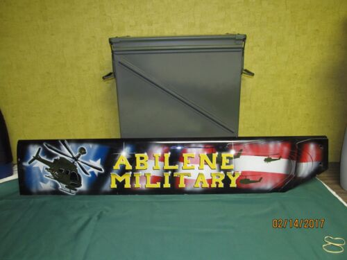 """Ammo Can 30mm (Empty) U.S. Military, 17""""L x 9"""" W x 14""""D Airtight Storage BoxBoxes & Chests - 165616"""