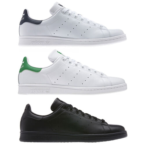 Adidas Originals Mens Stan Smith Trainers Skate Shoes Sports all size