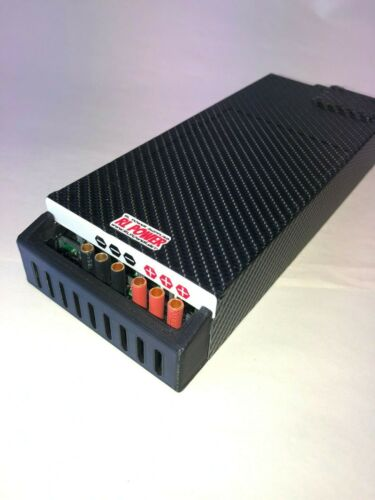 icharger 12v 75amp 900 watts R/C Power Supply with protective cover