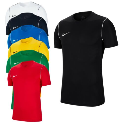 Nike T Shirt Mens Top Gym Sport Size S M L XL XXL Black Red Blue White Green New