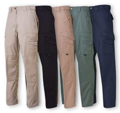 Tru-Spec 24-7 Series Tactical Rip-Stop Pants Police & Fire All Colors + Sizes