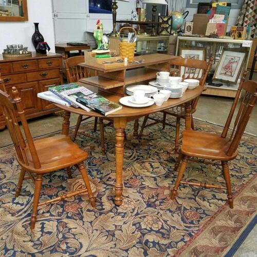 Maple Chairs Dining Antiques Us