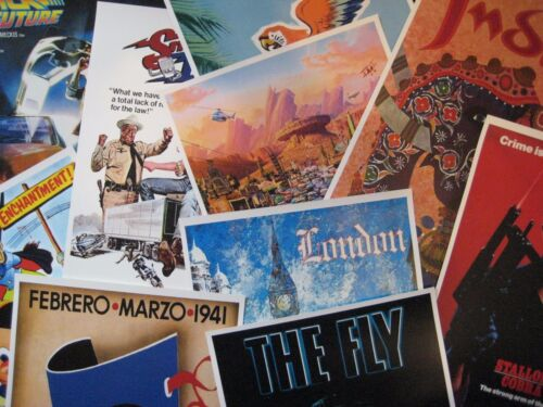 """Any 10 of Your Choice (11"""" x 17) Collector Poster Prints Deal"""
