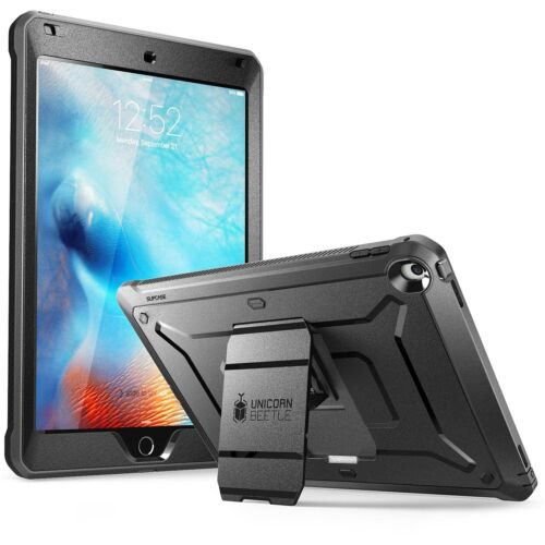 """iPad 9.7"""" 2017 / 2018 Case SUPCASE Full-body Rugged Cover with Screen Protector"""