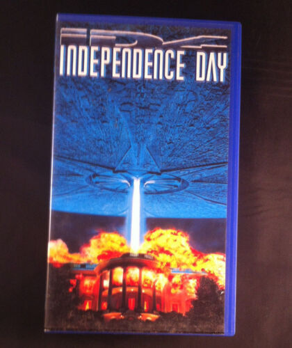 Independence Day - Giorno dell'Indipendenza -Italian/Italy - VHS Video Cassette
