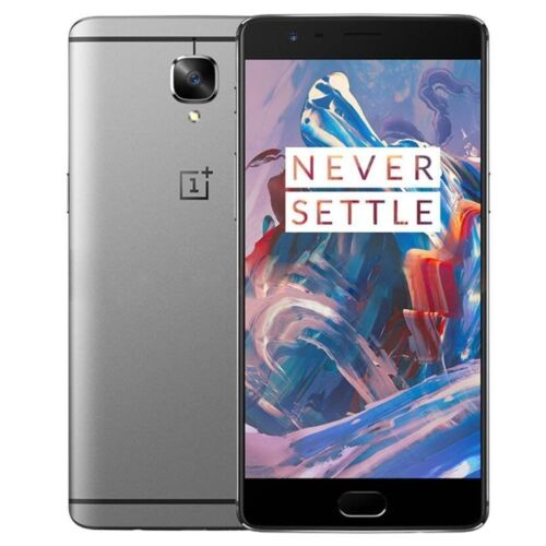 New OnePlus 3 A3000 Factory Unlocked 64GB 6GB RAM Android Dual Sim 4G LTE Phone