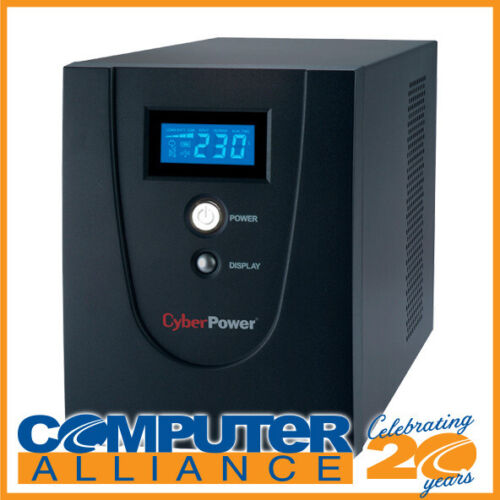 1200VA CyberPower Value1200ELCD Line Interactive UPS with LCD