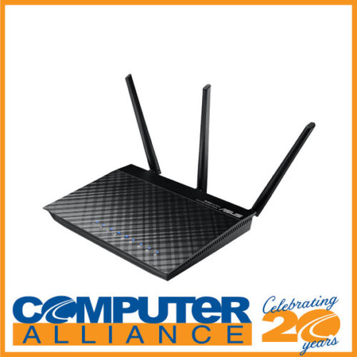 ASUS DSL-N55U ADSL2+ Modem Router/Dual Band Wireless-N with 3G Support