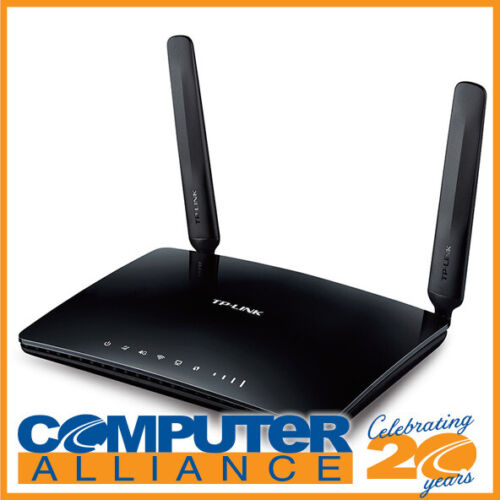 TP-Link TL-MR6400 4G LTE Wireless N 300Mbps Router