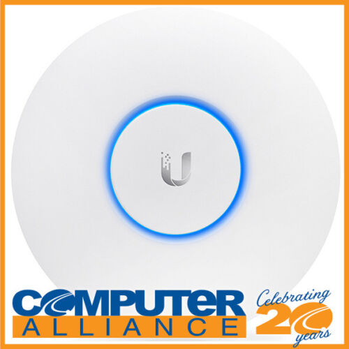 Ubiquiti UniFi Wireless-AC1300 UAP-AC-LITE Access Point with Power over Ethernet