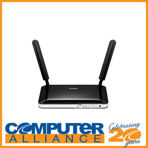 D-Link DWR-921 4G LTE Mobile Broadband Wireless-N Router