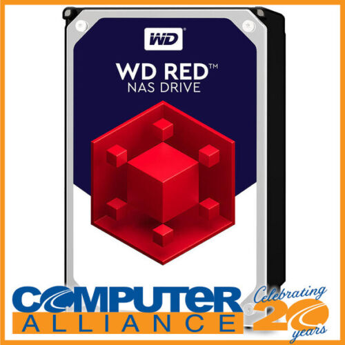 """4TB WD 3.5"""" SATA 6Gb/s Red HDD PN WD40EFRX"""
