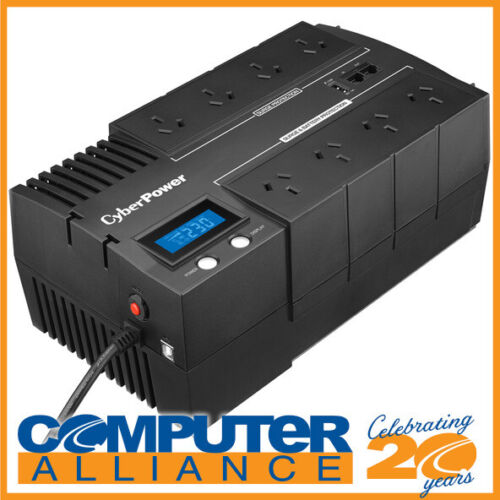 850VA CyberPower BRIC-LCD UPS PN BR850ELCD