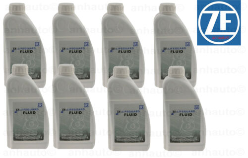 8-Liter's ZF Lifeguard 8 Automatic Transmission Fluid   S67109031201