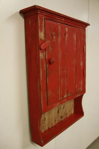 Primitive Medicine Cabinet,Primitive kitchen cabinet, Primitive Jelly cupboard,