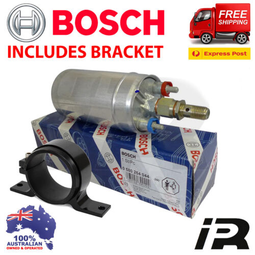 Blue Bracket E85 Compliant Bosch 044 style New EFI 380LH 1000HP Fuel Pump