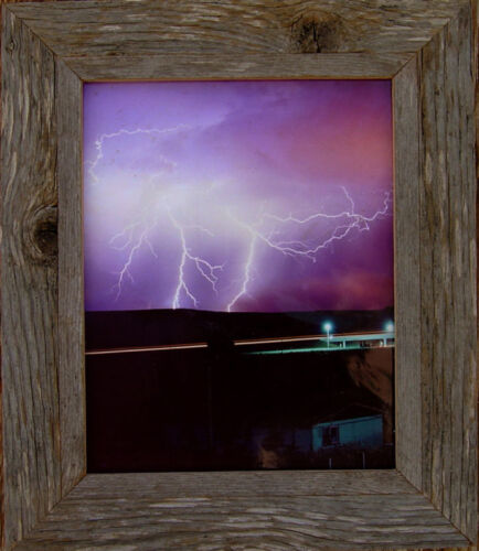 8x10--BARN-WOOD, PICTURE  FRAME
