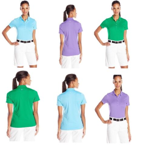 Callaway Women's Short Sleeve Golf Polo Shirt