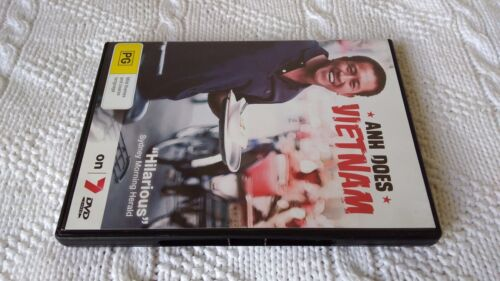 ANH DOES VIETNAM (DVD) REGION-4, LIKE NEW, FREE POST WITHIN AUSTRALIA