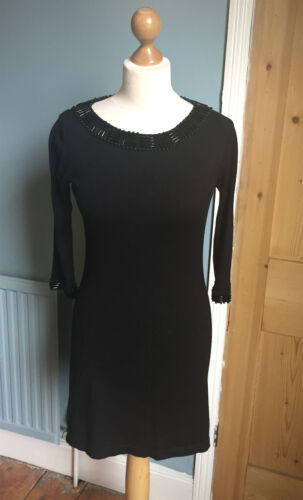 Lovely polyester dress by Autograph (Marks and Spencer size 8