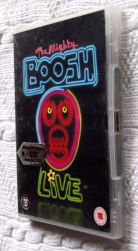The Mighty Boosh Live (DVD, 2008, 2-Disc Set) R-2, VERY GOOD, FREE POST AUS-WIDE
