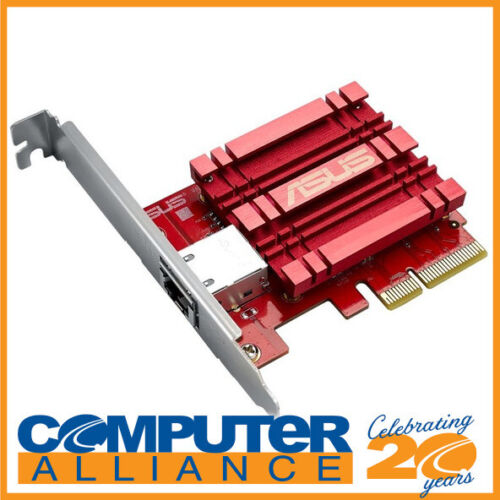 ASUS XG-C100C 10Gbps Base-T PCIe Network Adapter