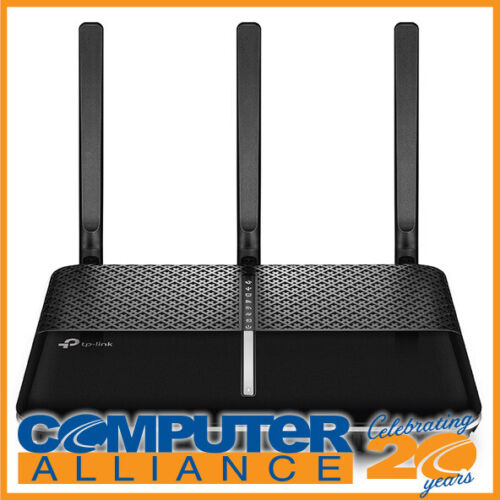 TP-Link Archer VR600v VDSL/ADSL2+ VoIP Modem Router/Dual Band Wireless-AC1600