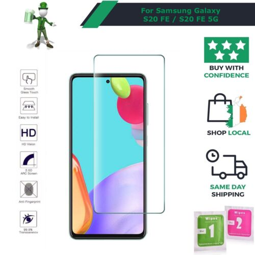 2 x Genuine Tempered Glass 9H Screen Protector For Samsung Galaxy A5 (2016)
