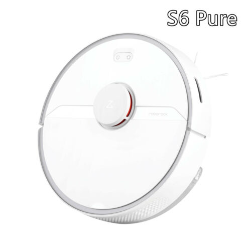 Xiaomi Roborock S6 Pure Robot Vacuum Cleaner 2020 Version <br/> Ship from Melbourne.