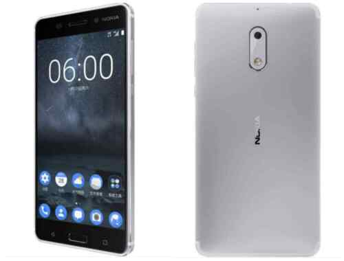 "Brand New Nokia 6 Silver [ 4G LTE 64GB 4GB 5.5"" 16MP Dual Sim ] Android Unlocked <br/> 10% off* with code PONY10. T&Cs apply + GST Tax Invoice"