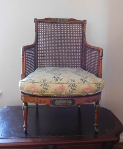 ADAMS STYLE CHAIR 19th Century