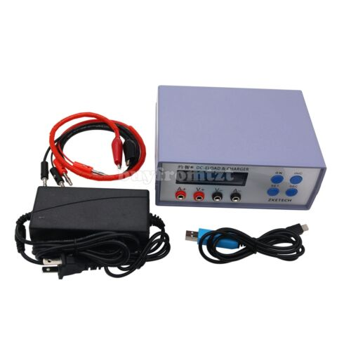 EBC-A05+ Electronic Load Battery Tester Power for Mobile Battery Capacity 5V sz-