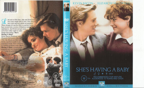 She's Having A baby-1988-Kevin Bacon-Movie-DVD